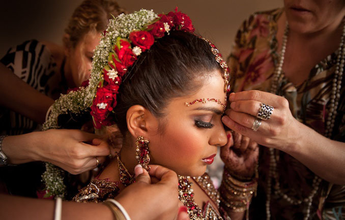 Индийское украшение