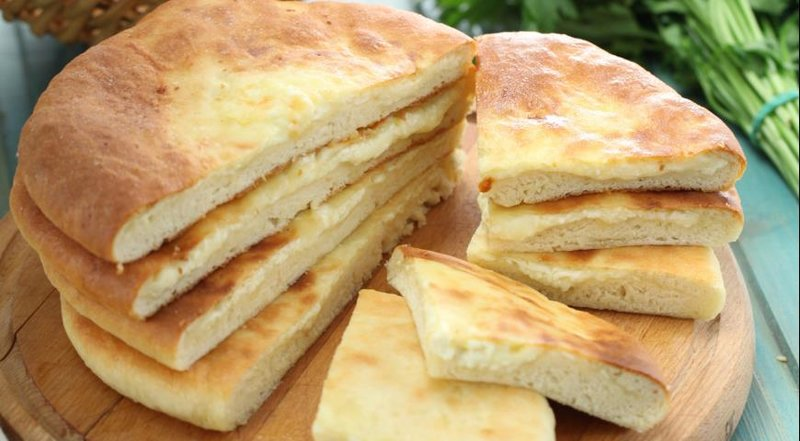 абхазские хачапури с сыром рецепт с фото