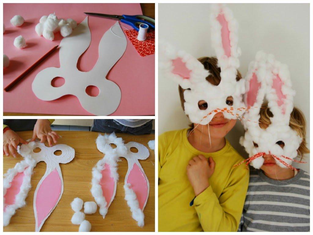 Сделать уши зайца своими руками фото 167