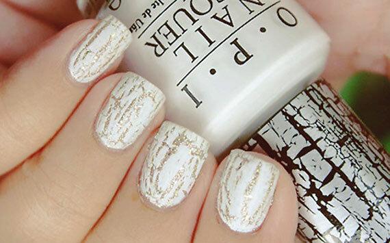 Кракелюр – лак с эффектом растрескивания для ногтей.