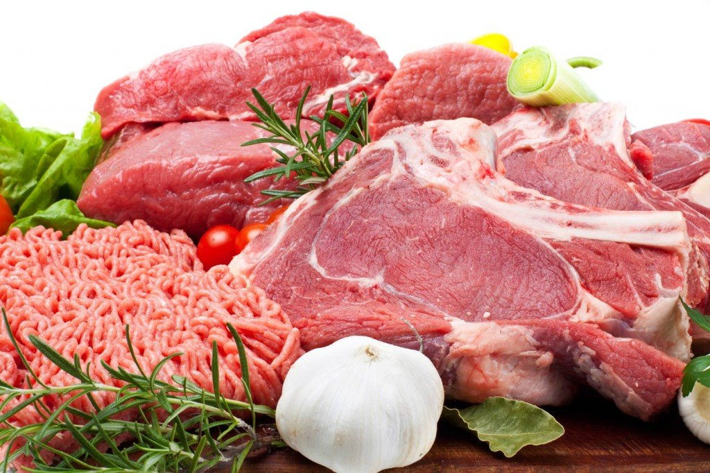 Открытка поздравление, картинки про мясо