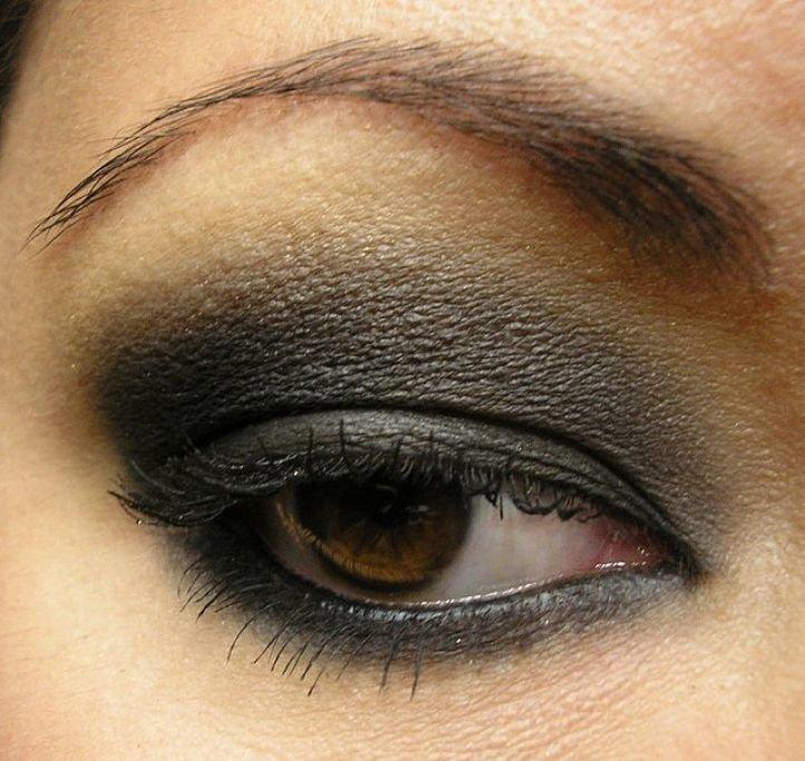 радостью постараюсь макияж смоки айс фото пошагово коричневый первая