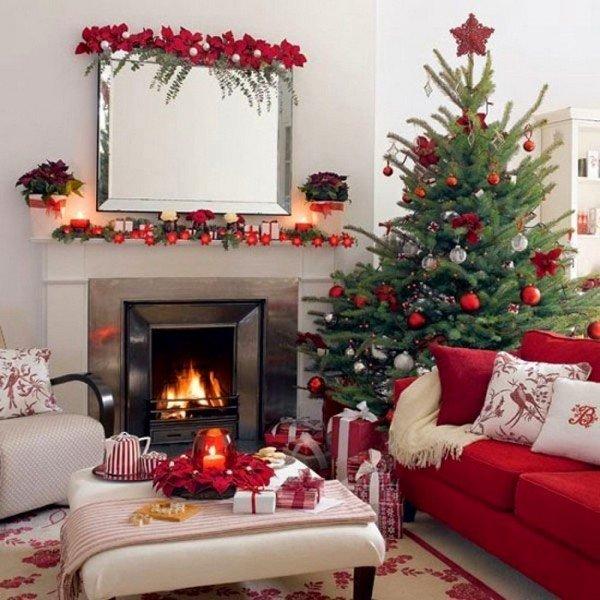 Это, картинки новогодние украшения для дома