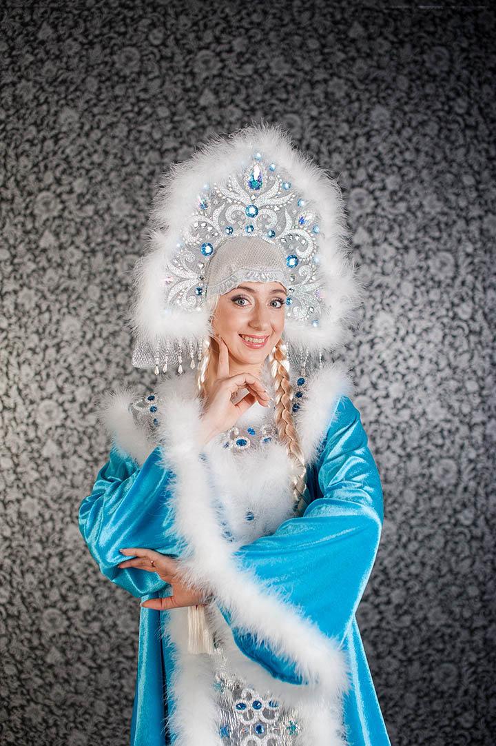 изделие фото красивых русских снегурочек тульском
