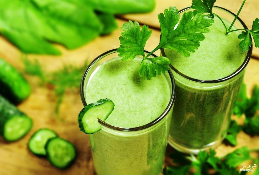огуречный напиток для похудения