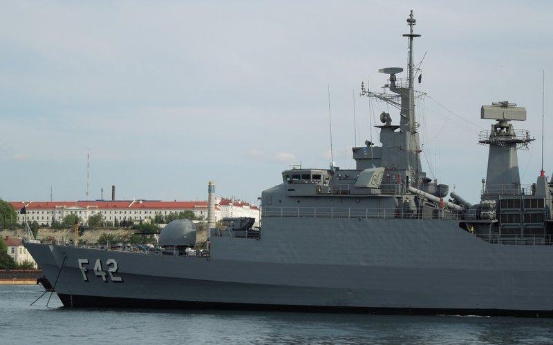 Фрегат ВМС Бразилии «Constituição»