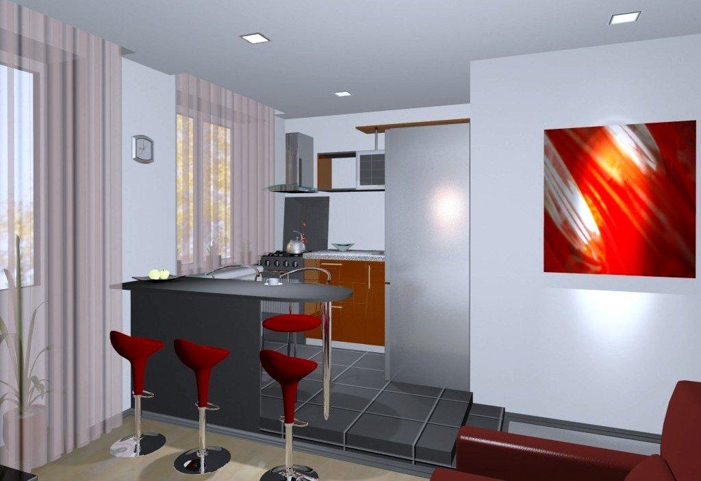 элементы наряда объединение комнаты и кухни фото мужчины, способного стать