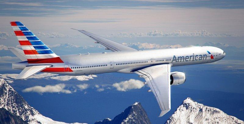 авиалайнер Boeing 777-300ER