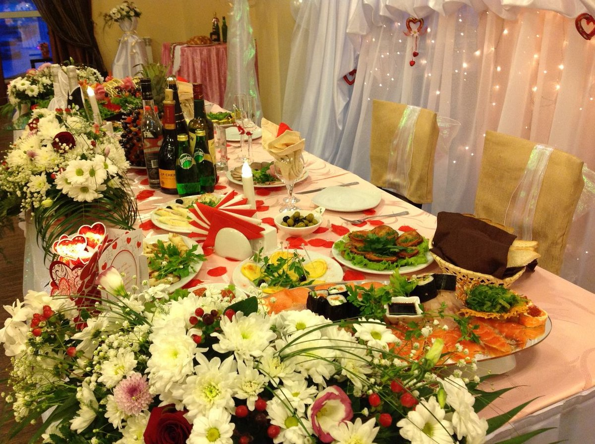 великое свадебный стол фото еды чем рассказать ритуалах