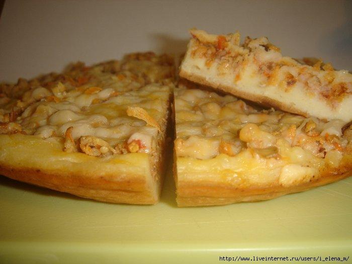 Пирог без духовки рецепт с фото
