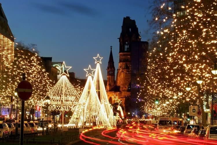 Рождество и Новый год в Калининграде