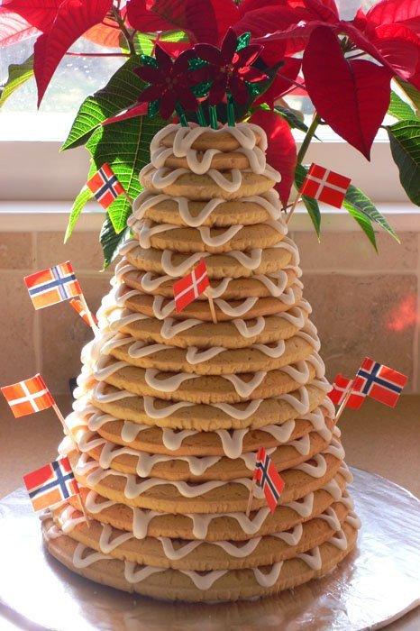Торт пирамидкой из печенья рецепт с фото
