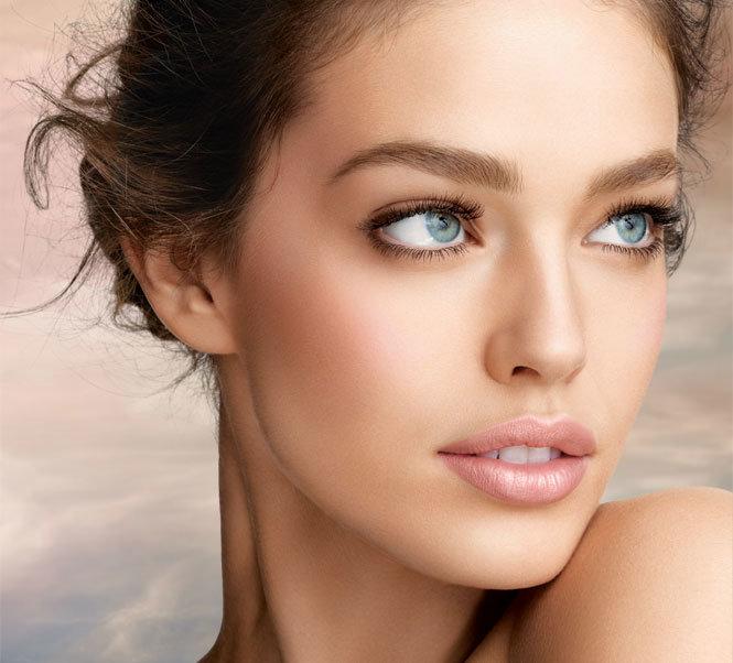 естественный макияж фото