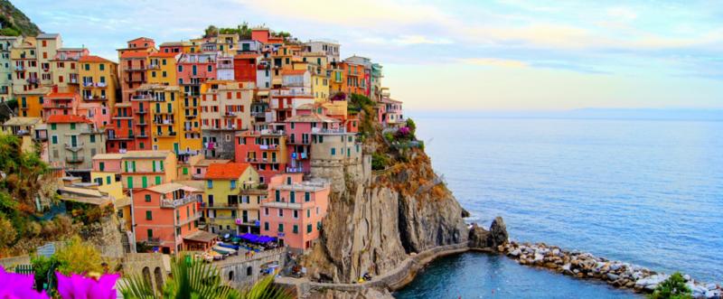 Достопримечательности Италии Summer Holiday