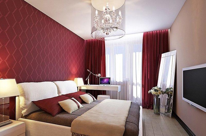 Интерьер и планировка спальни могут быть очень разнообразны
