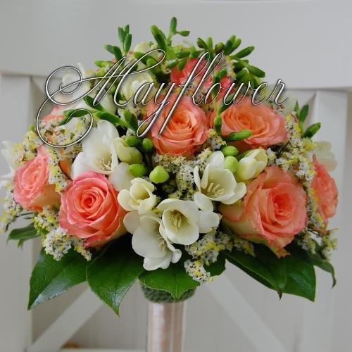 Какие цветы должны быть в свадебном букете