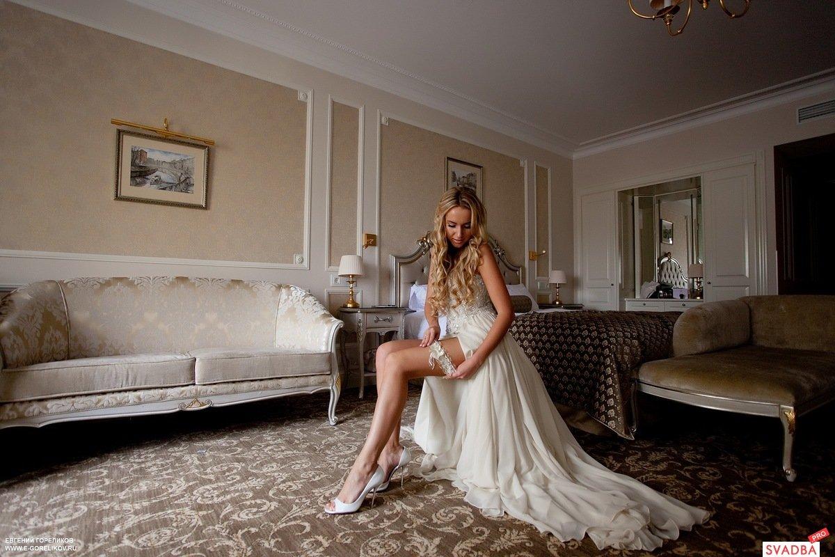 Отель для фотосессии свадьбы могла