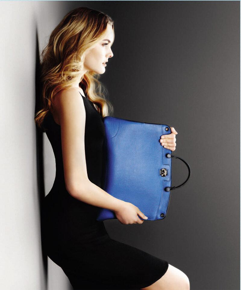 Кожаная женская сумка. Новая коллекция FURLA 2013.