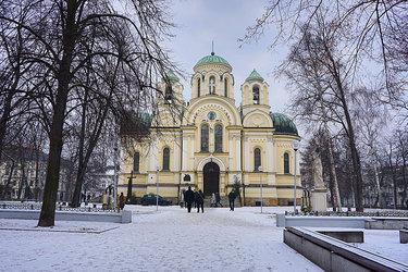 православные храмы польши