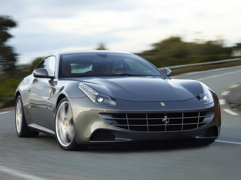 Ferrari FF 1 черный