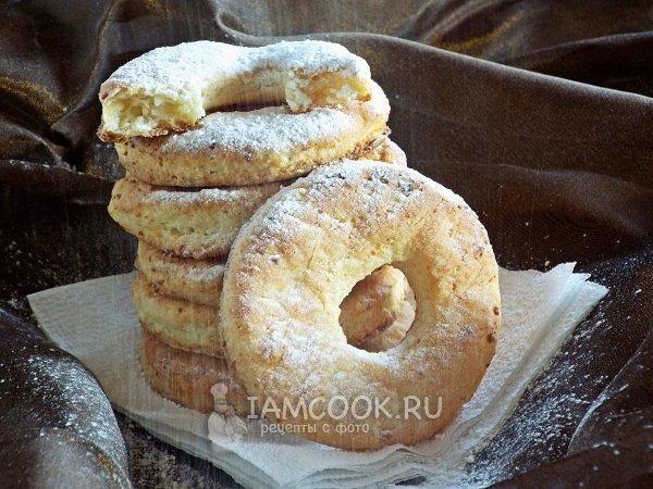 творожное печенье рецепт с фото на скорую руку