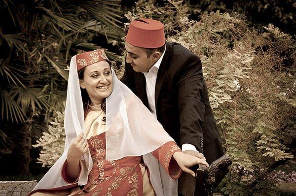 Турецкое брачное ночь таков