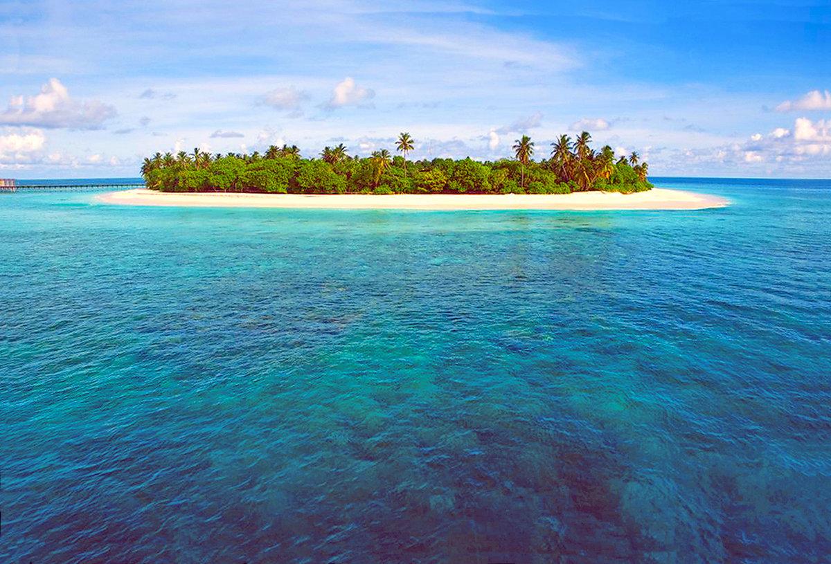 вам предложу остров в океане картинки фотокрасот горожане ринулись