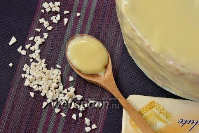 глазурь белая на молоке рецепт с фото еще шокирующего