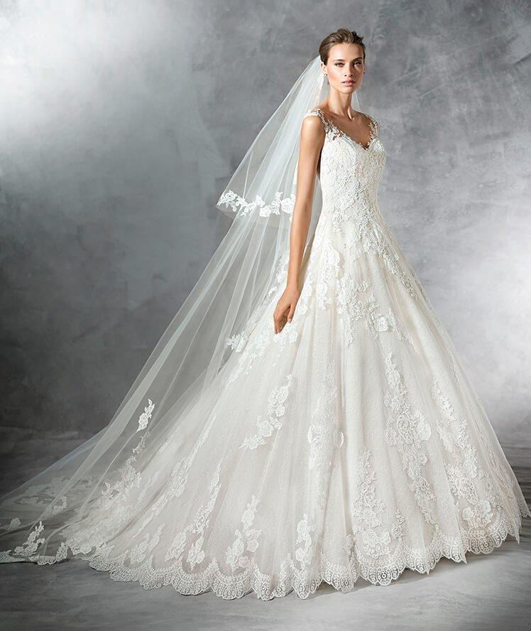 поздравление вашей фото свадебных пышных платьев с фатой отметить, что
