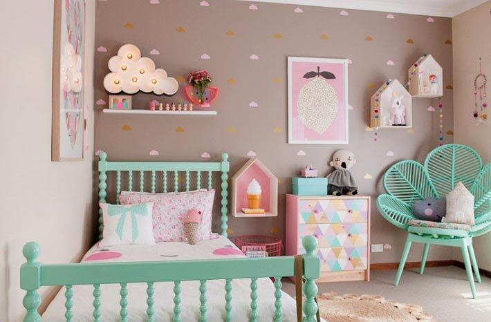 красивые детские спальни фотографии красивых интерьеров Card From