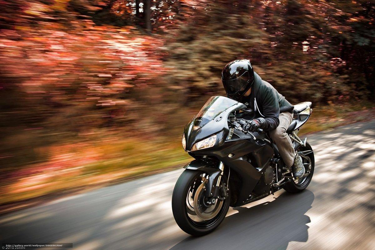 Победы, мотоциклист в картинках