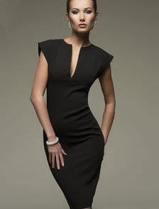 ab747581c45e32b Черное Маленькое черное платье купить в Украине, мини (маленькое) черное  ... Черное