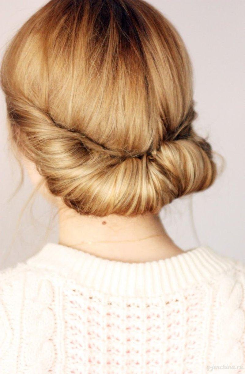 Инструкция укладки средней длины волос