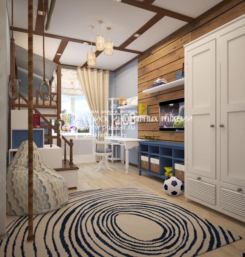 Заказать дизайн проект комнаты