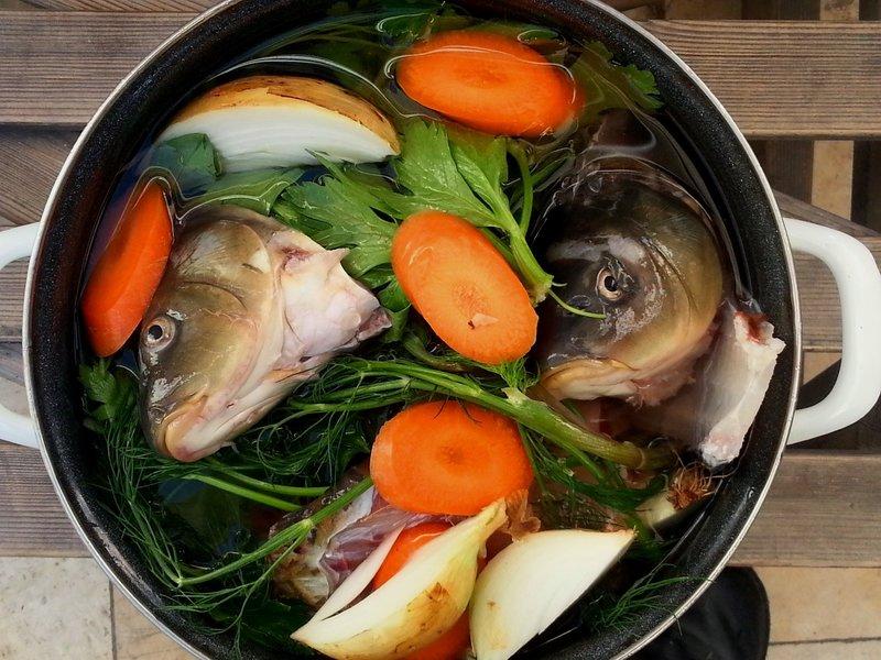 рецепты приготовления речной рыбы фото