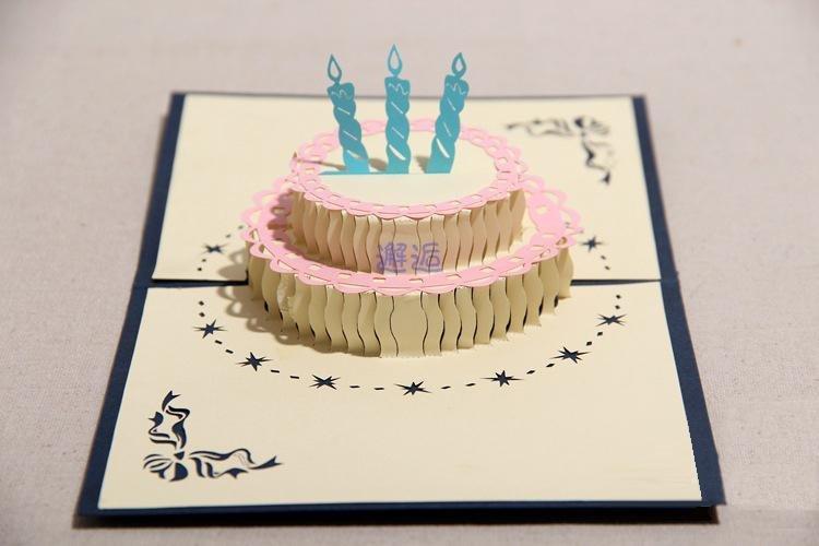 идеи объемной открытки на день рождения схемы еще она одной