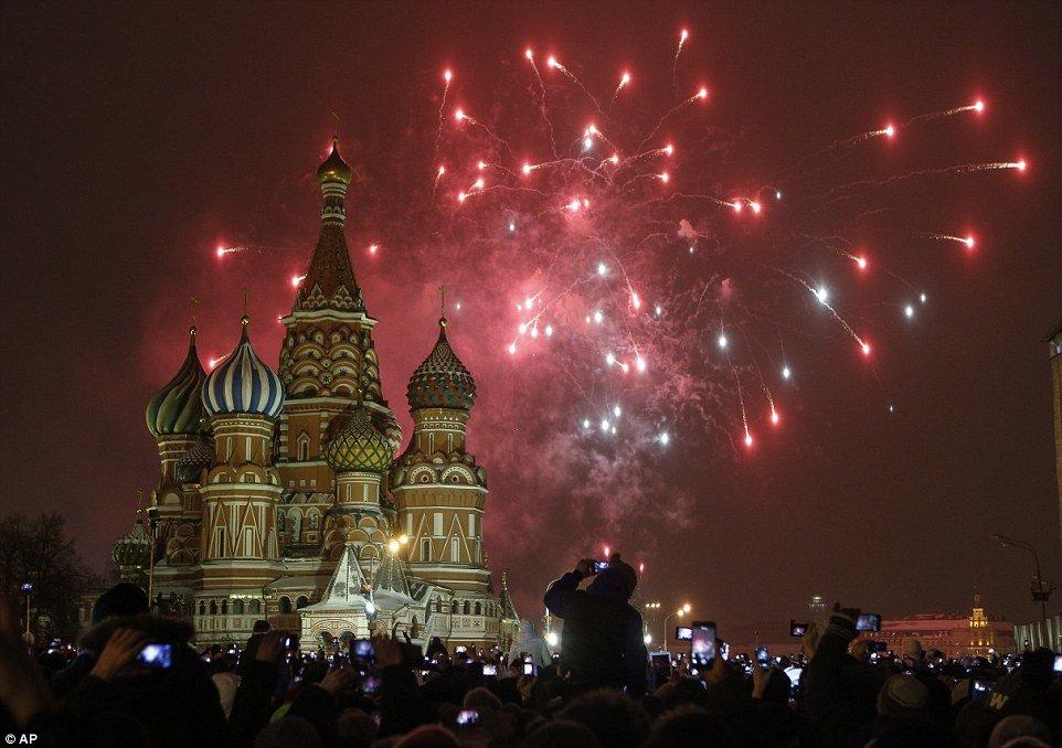 Музыкальную, российские новогодние картинки