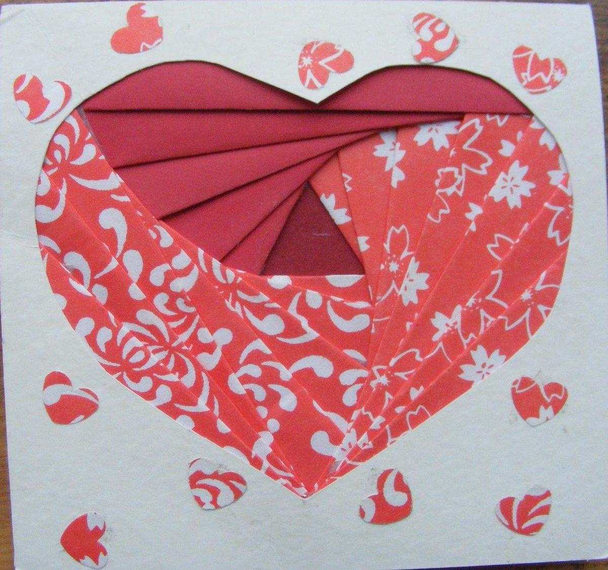 лучшего как сделать открытку валентинку сердце неотопительный период мобильное