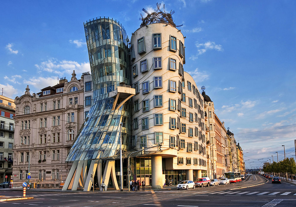 Современная архитектура европы картинки