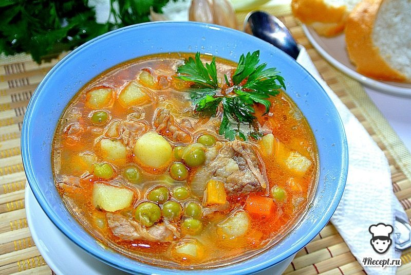 Турецкие супы рецепты с фото