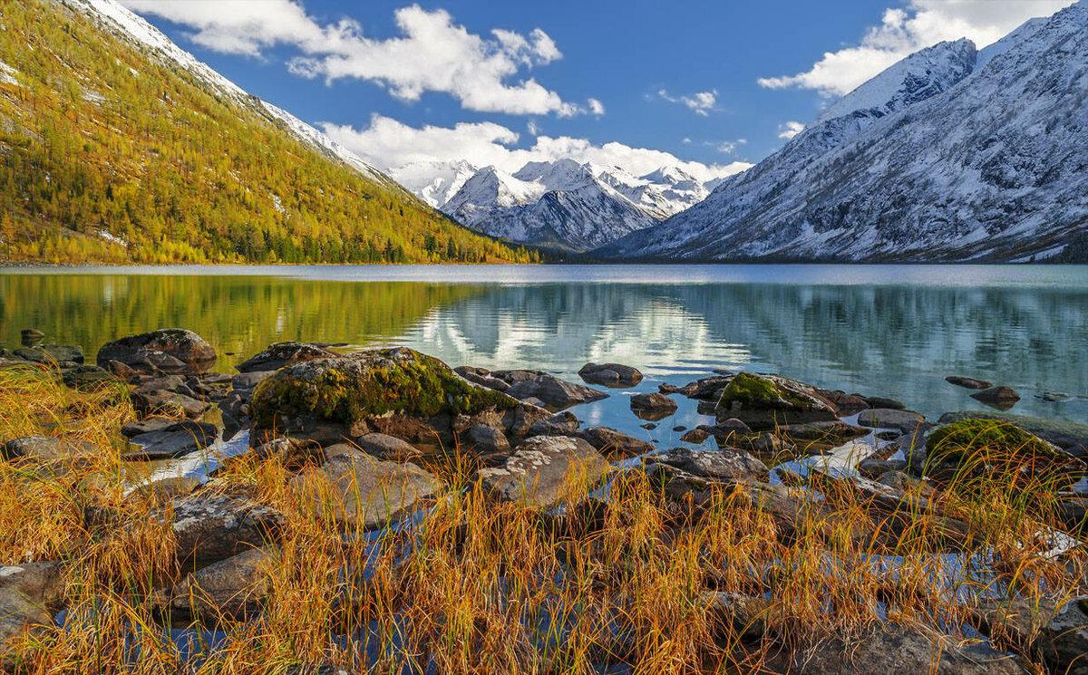 Картинки горный алтай пейзаж
