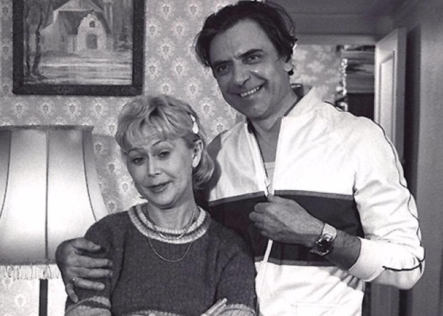 фото кинооператора николая немоляева и его жены
