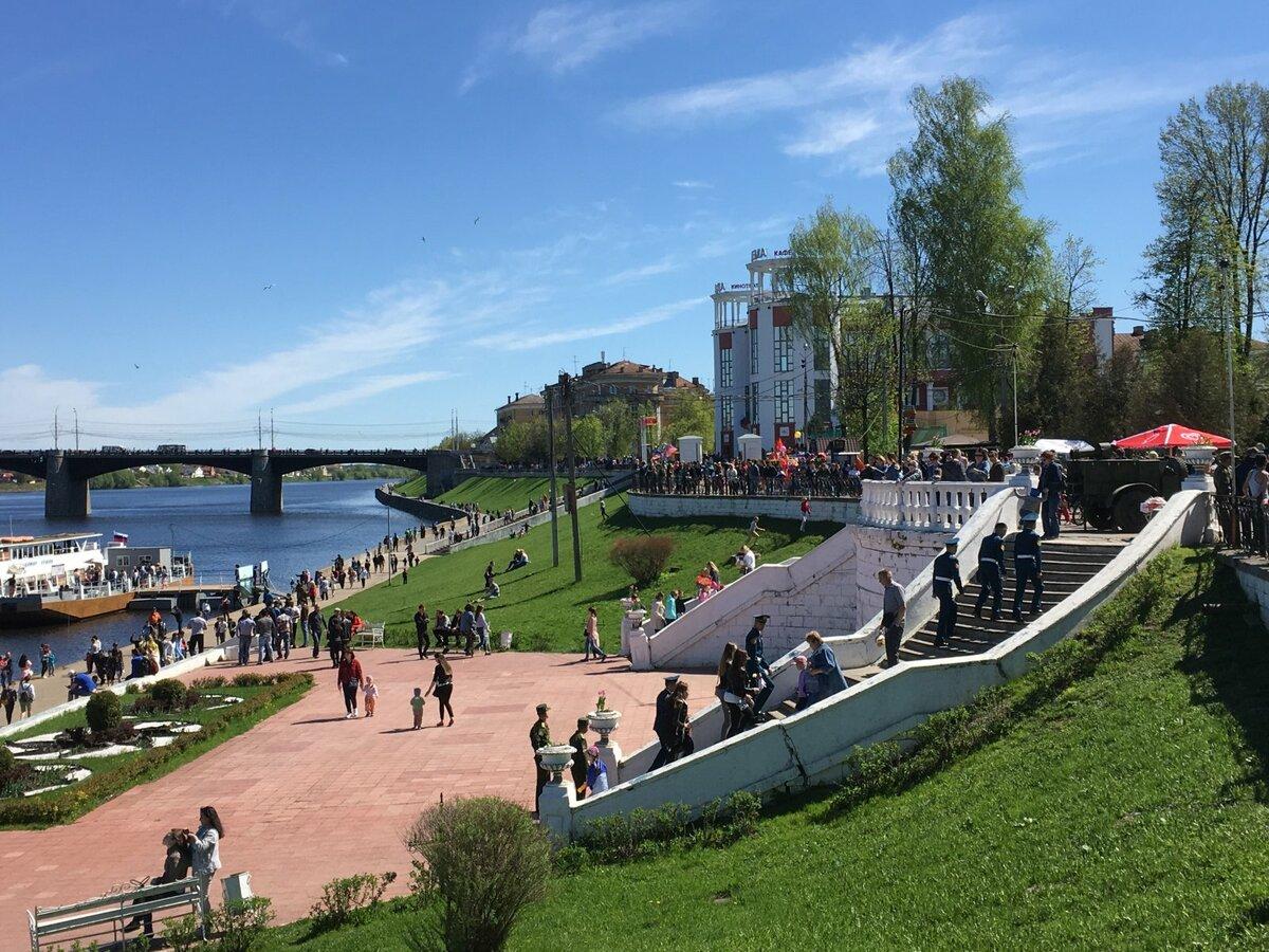 Тверская городская дума выделила 2,5 миллиона рублей «Дирекции парков»