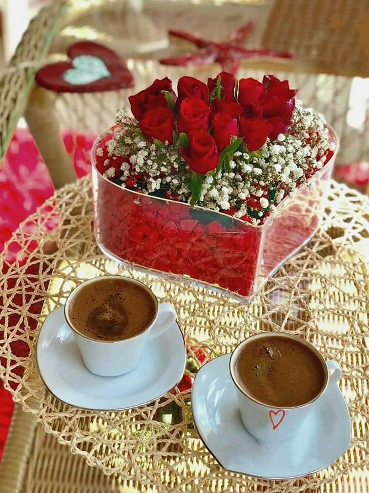 Картинки с добрым утром валентин
