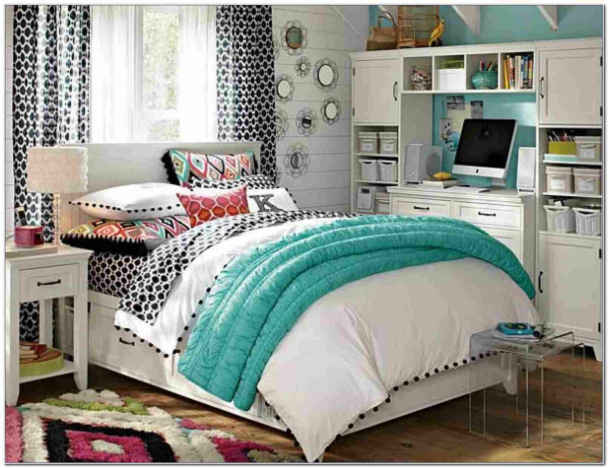 Design a teen girls room