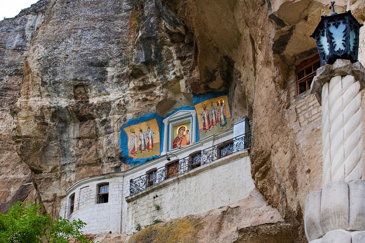 уникальный пещерный монастырь фото этой