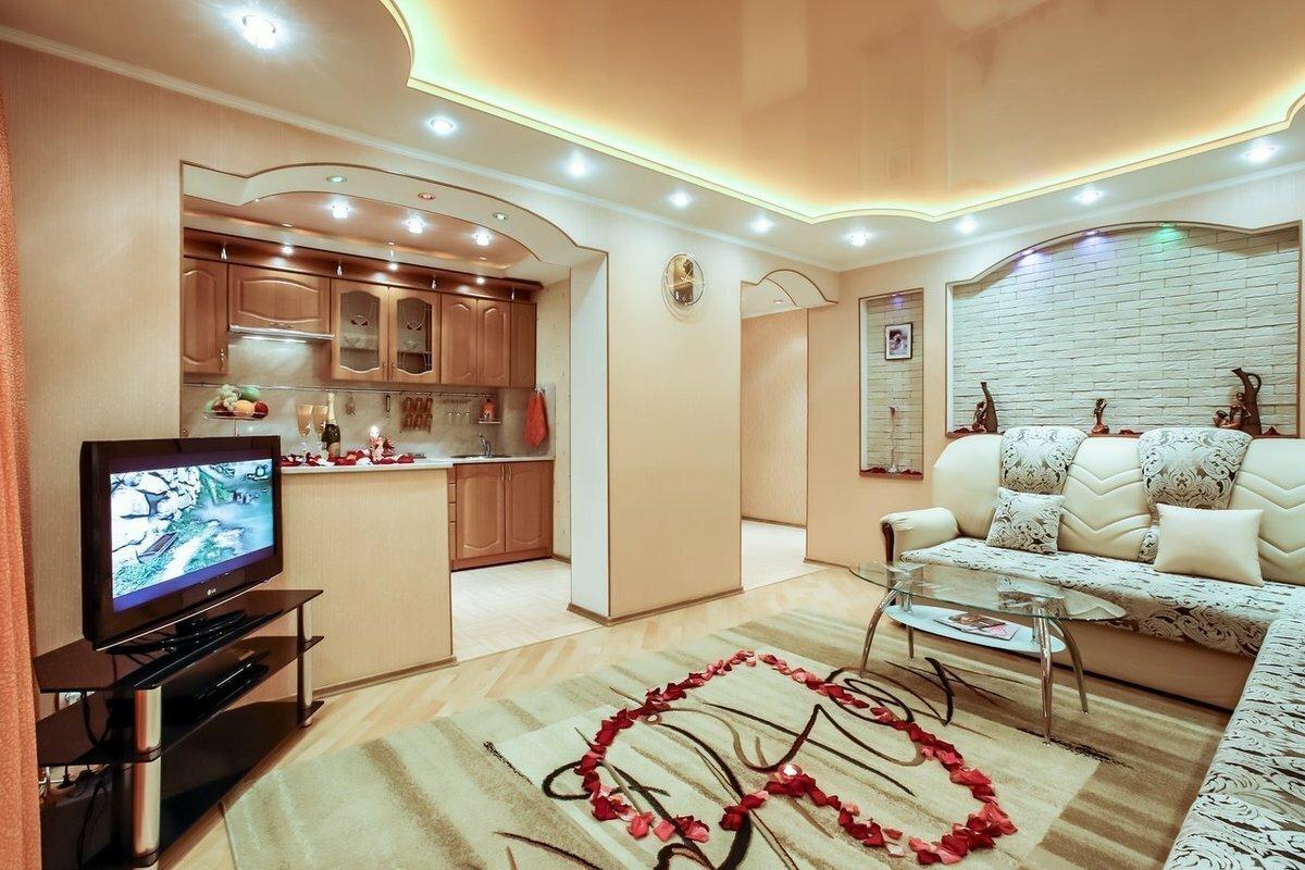 Евроремонт однокомнатной квартиры фото