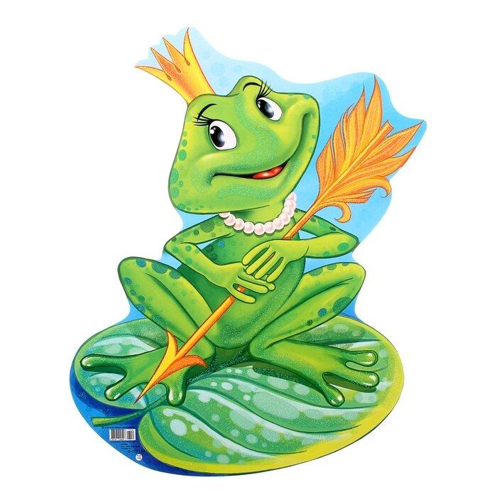 Картинки лягушки сказочные