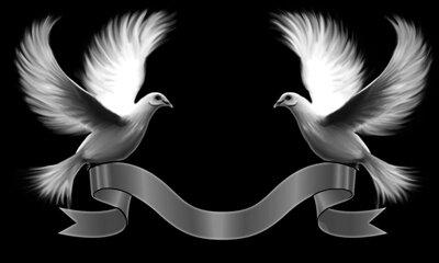 довольно картинка на обороте памятника жизнь человека увлекавшегося голубями успел