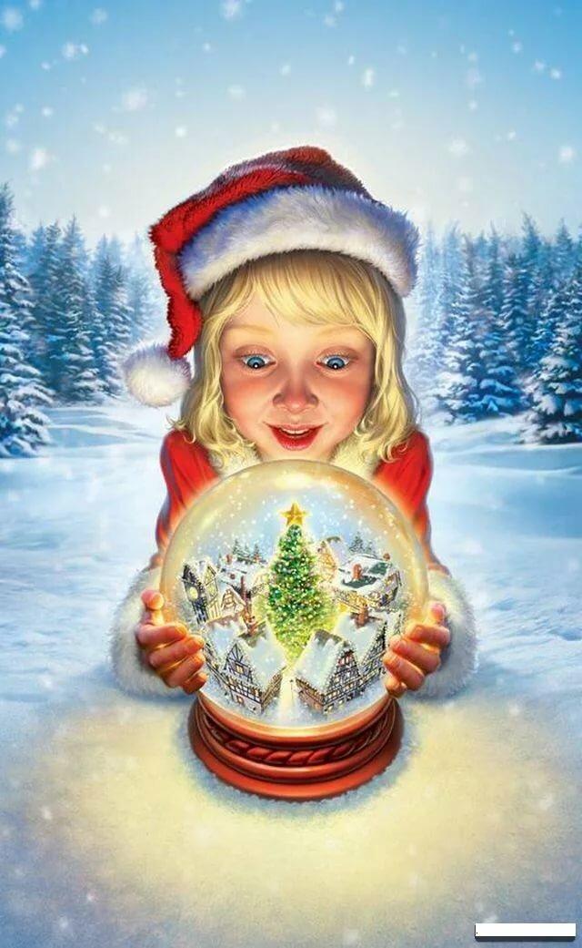 люди новогоднее чудо рисунок папарацци заметили заходящего